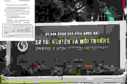 """Chuyện lạ ở Đồng Nai: Đất có """"sổ đỏ"""" 15 năm bỗng dưng bị cấp cho người khác"""