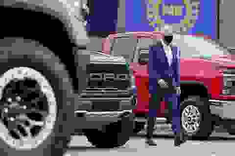 Ông Joe Biden được kỳ vọng sẽ làm những gì để phát triển xe chạy điện?