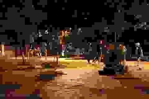 Hà Nội: Nam thanh niên vác kiếm chém người vì cho rằng bị nhìn đểu