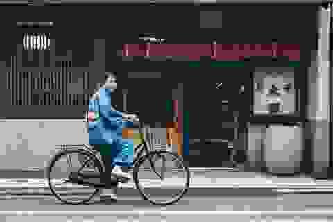 Gặp người phụ nữ bỏ đồ Âu, lấy kimono làm trang phục thường ngày ở Kyoto