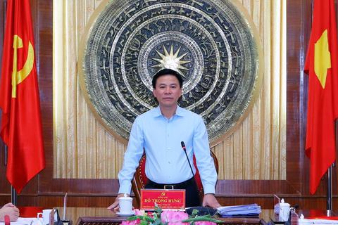 Bộ Chính trị chuẩn y Bí thư Tỉnh ủy Thanh Hóa