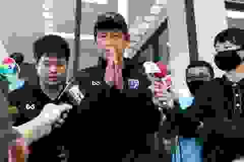HLV Akira Nishino hứa tạo nên đội tuyển Thái Lan hoàn hảo nhất