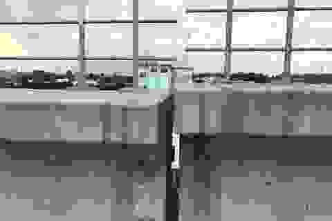 Chưa tìm ra nguyên nhân rơi gối cao su làm lệch dầm cầu metro
