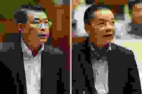 Miễn nhiệm Thống đốc Lê Minh Hưng và Bộ trưởng Chu Ngọc Anh