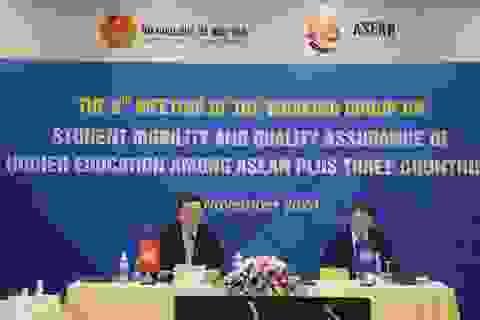 """Thúc đẩy môi trường """"bình thường mới"""" cho sinh viên trong khu vực ASEAN+3"""