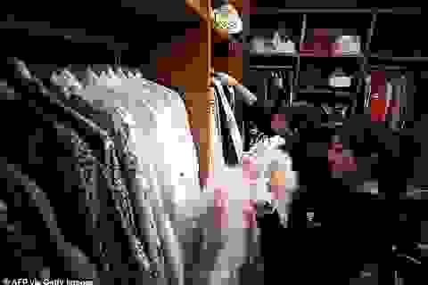 Kỳ lạ nghề xếp dọn tủ đồ cho giới nhà giàu