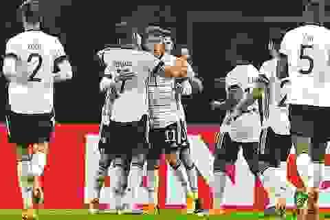 Đội tuyển Đức nhọc nhằn đánh bại CH Czech