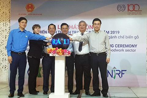 Chiến dịch thanh tra: Cách làm mới của thanh tra lao động Việt Nam