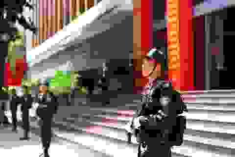 Áp dụng công nghệ bảo vệ mục tiêu do cảnh sát canh gác