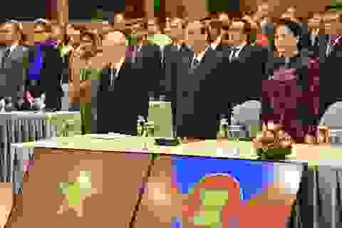 Lãnh đạo Đảng, Nhà nước dự khai mạc Hội nghị cấp cao ASEAN