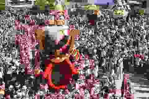 Kiệt tác hikiyama và lễ hội mùa thu ngoạn mục nhất vùng Kyushu