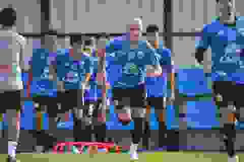 Tuyển Thái Lan chuẩn bị nghiêm túc cho trận gặp đội Thai-League All Stars