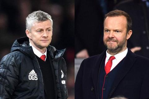 Sếp lớn của Man Utd lên tiếng về tương lai HLV Solskjaer