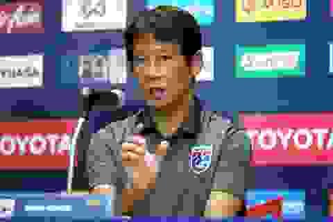 HLV Nishino hé lộ đội hình Thái Lan gặp Thai-League All Stars