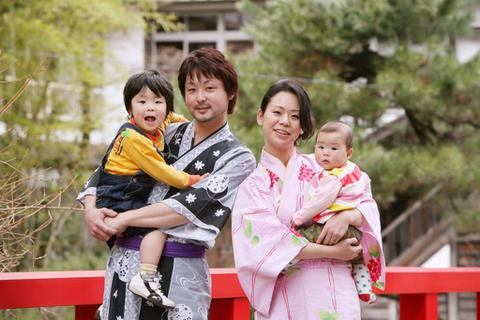 Trang phục đi liền với văn hóa tắm onsen Nhật Bản