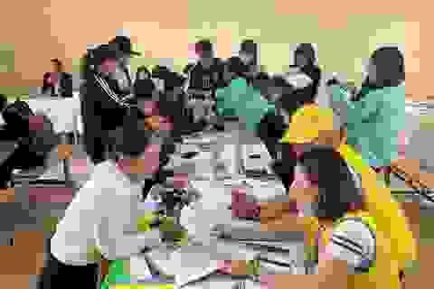 Phiên GDVL Tây Hồ: Hơn 120 việc làm có lương trên 15 triệu đồng/tháng