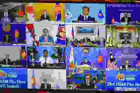 ASEAN và các nước đối tác tái khẳng định lập trường về Biển Đông