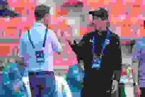 HLV Akira Nishino không hài lòng khi đội tuyển Thái Lan bị cầm hoà