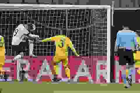 Đánh bại Ukraine, Đức soán ngôi đầu bảng của Tây Ban Nha