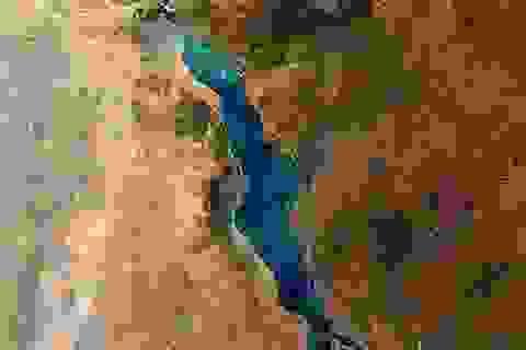 Lục địa Châu Phi đang sụp đổ