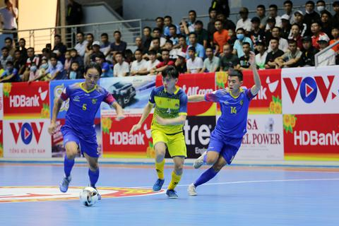 Khởi tranh giải futsal cúp quốc gia 2020