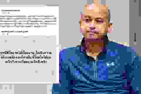 Trợ lý của HLV Kiatisuk từ chối dẫn dắt CLB TPHCM