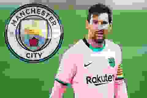 Messi ra hai điều kiện để đầu quân cho Man City