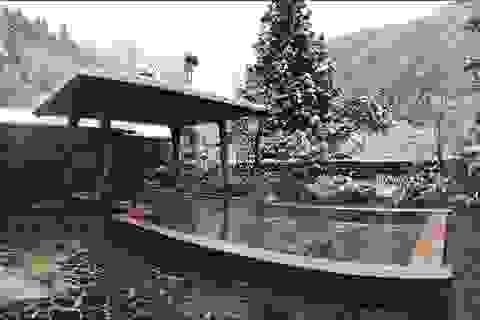 Đi đâu để trải nghiệm onsen ở nơi có ít suối nước nóng như Kyoto?