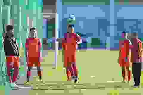 U22 Việt Nam sẽ khởi sắc dưới bàn tay HLV Park Hang Seo?