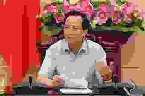 Bộ trưởng Đào Ngọc Dung chúc mừng thanh tra ngành LĐ-TB&XH