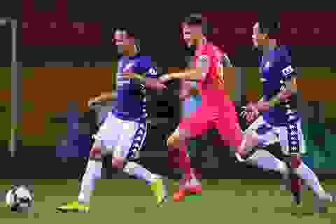 Ngoại binh đắt giá muốn giành danh hiệu châu lục cùng CLB Hà Nội