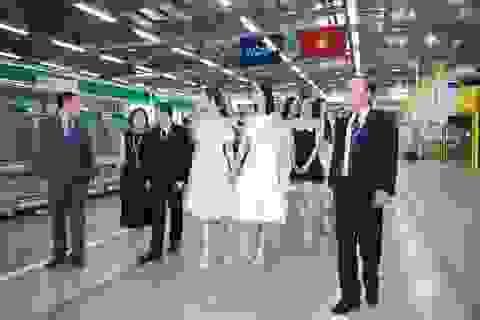 AQUA Việt Nam chào mừng top 35 thí sinh HHVN 2020 tham quan nhà máy tại Đồng Nai