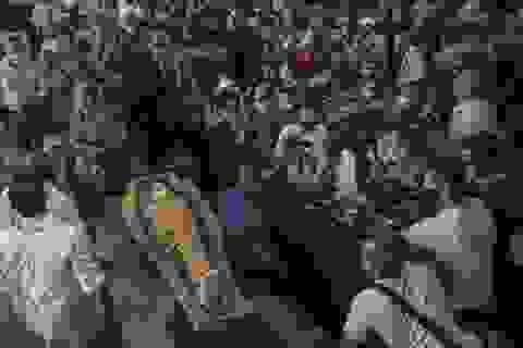 Phát hiện kho báu với 100 quan tài 2.500 năm tuổi ở Ai Cập
