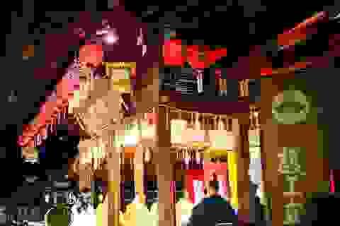 Lễ hội lợn rừng cầu thịnh vượng cho giới trẻ tại Nhật Bản