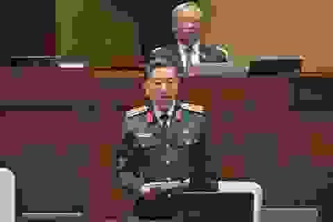"""Bộ trưởng Tô Lâm: """"Chúng tôi không có ý tách luật hay chia quyền"""""""
