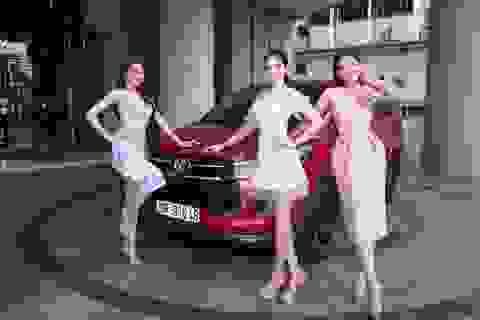 Toyota là nhà vận chuyển thí sinh chung kết Cuộc thi Hoa hậu Việt Nam 2020