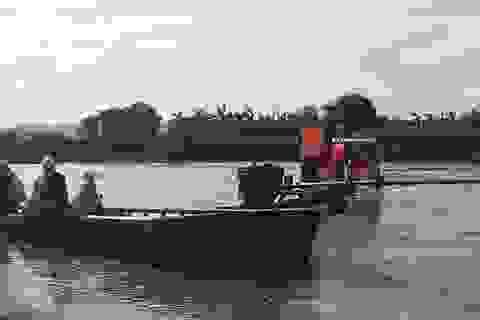 Tìm thấy thi thể học sinh lớp 6 sau nhiều ngày mất tích dưới sông