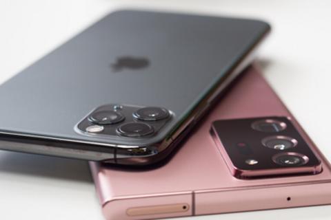 iPhone 12 Pro Max chỉ đứng top 5 về chụp ảnh, Samsung Galaxy còn tệ hơn