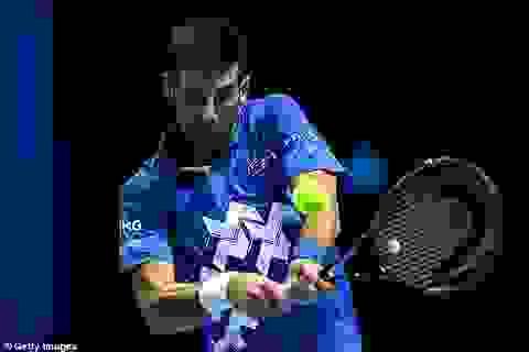 ATP Finals: Djokovic thắng nhanh trận ra quân