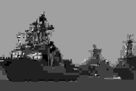 Bước đi đáng chú ý của Nga nhằm củng cố tham vọng hải quân