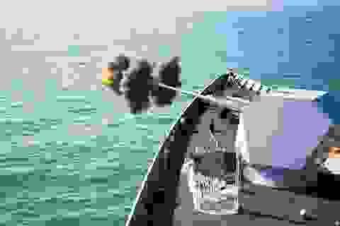 Trung Quốc tập trận trên Vịnh Bắc Bộ, phía Việt Nam lên tiếng