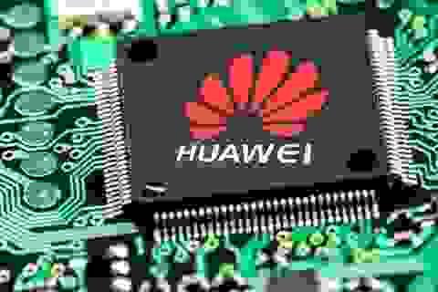 """Huawei tìm được giải pháp tạm thời trong """"cơn khô hạn"""" chip xử lý"""