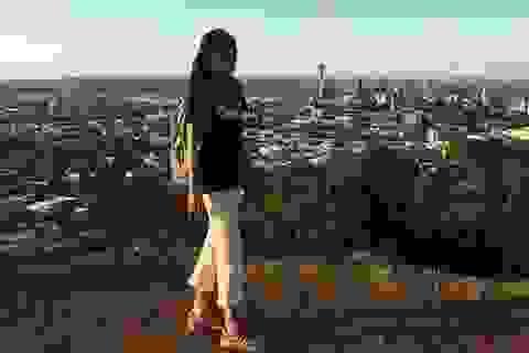 """New Zealand qua """"lăng kính"""" của du học sinh"""