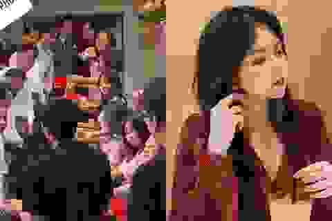 Hai cô gái gây chú ý khi bê tráp cho đám cưới của Công Phượng – Viên Minh