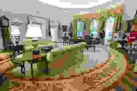 Tận mắt xem nơi ở đặc biệt của các Tổng thống Mỹ bên trong Nhà Trắng