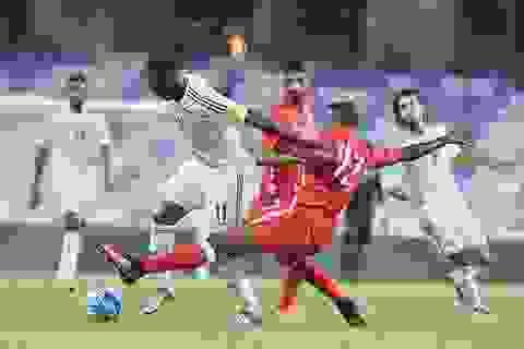 Đội tuyển UAE gây thất vọng khi để thua Bahrain trên sân nhà