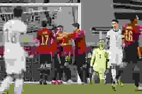 Tây Ban Nha 6-0 Đức: Cú hattrick của Ferran Torres