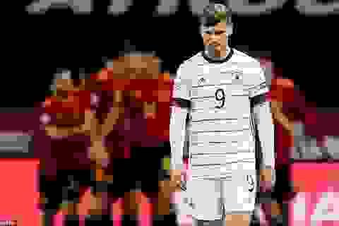 Thua Tây Ban Nha 0-6, đội tuyển Đức nhận kỷ lục tệ hại