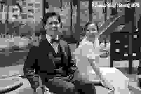 Lộ ảnh cưới lãng mạn của vợ chồng Công Phượng