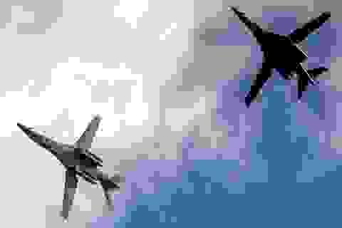 Máy bay ném bom của Mỹ vào ADIZ Trung Quốc lập trái phép ở Hoa Đông